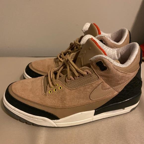 Nike Air Jordan 3 Jth Justin Timberlake